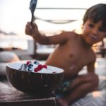 coconut bowl for kids